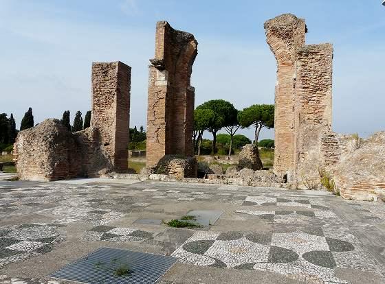 2008年10月16日522Terme di Porta Marina Apse.jpg