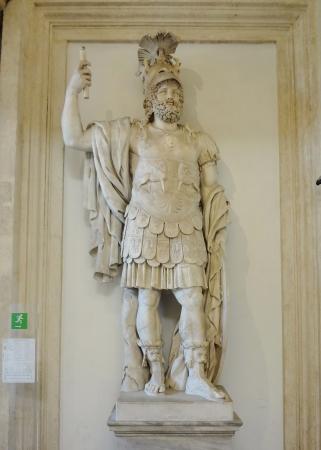 371 Pyrrhus  colossal statue of Mars..jpg
