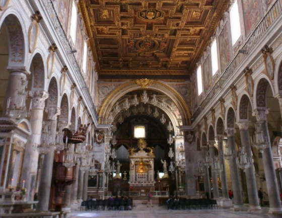DSC_1500 サンタマリア・アラチェリ教会 - コピー - コピー.jpg